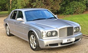 "2003 BENTLEY ARNAGE T  "" 6.7 Llitre Black Label"" For Sale"