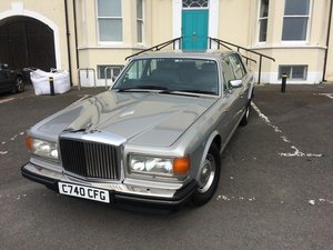 1986 ORIGINAL BENTLEY EIGHT For Sale
