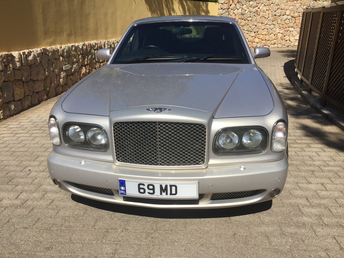 2002 BENTLEY ARNAGE T For Sale (picture 6 of 6)
