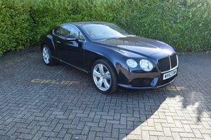 2012 Bentley Continental GT V8 Auto For Sale by Auction