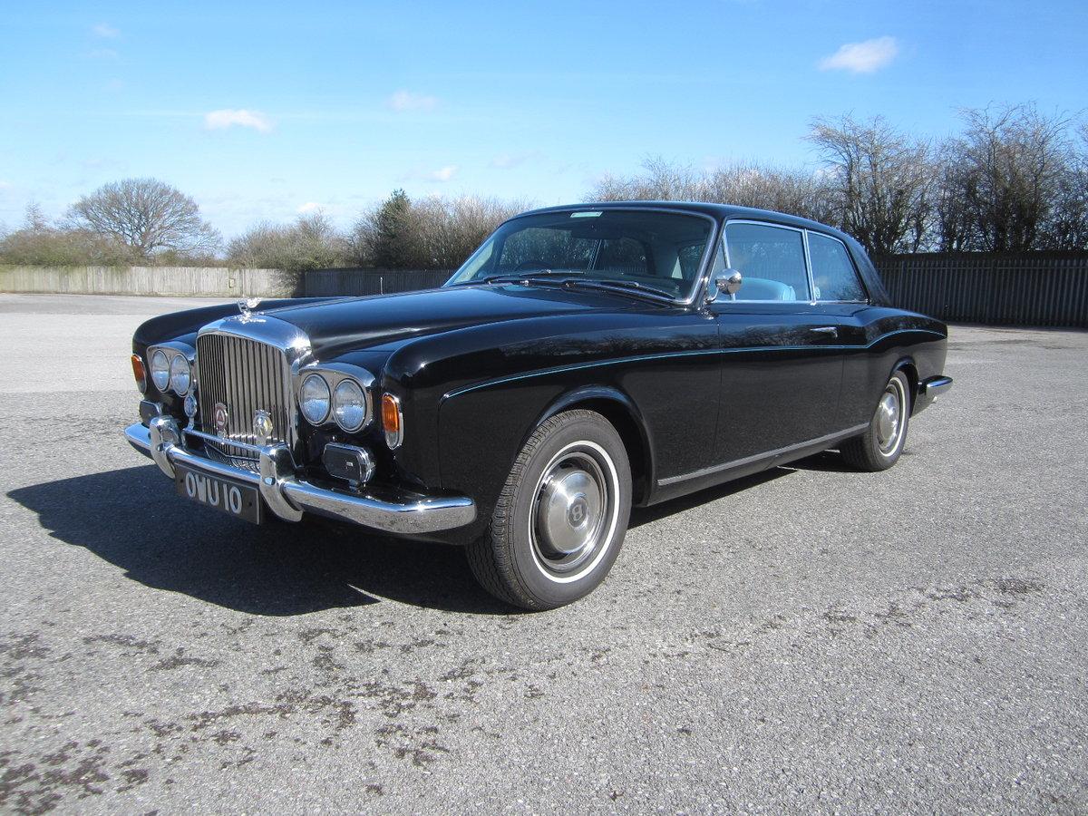 1974 Bentley Corniche For Hire (picture 2 of 6)