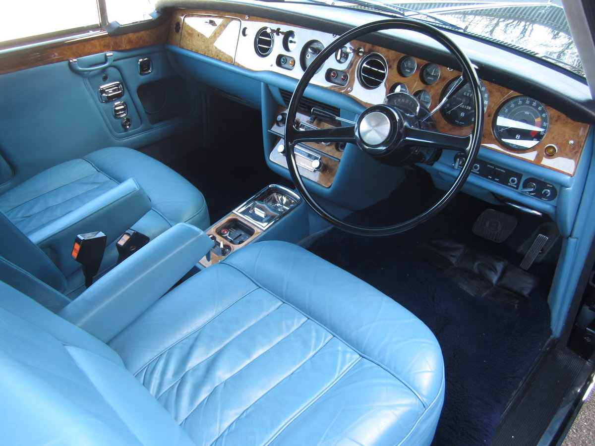 1974 Bentley Corniche For Hire (picture 6 of 6)