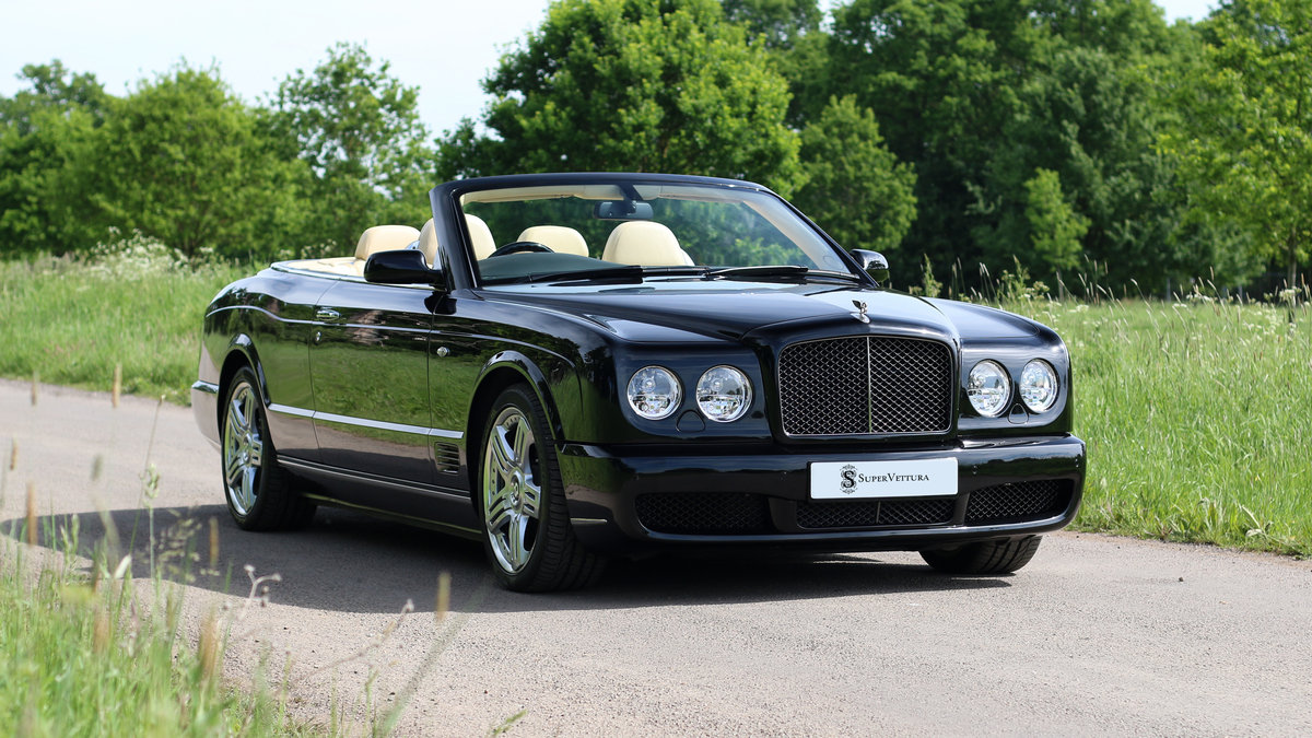 2009 Bentley Azure T - 1 of 80 cars For Sale (picture 1 of 6)