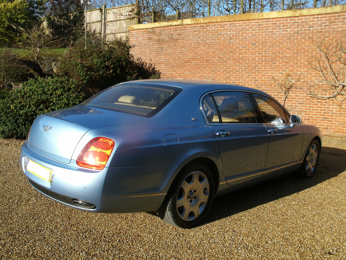 2006 Immaculate Bentley Flying Spur For Sale (picture 1 of 5)