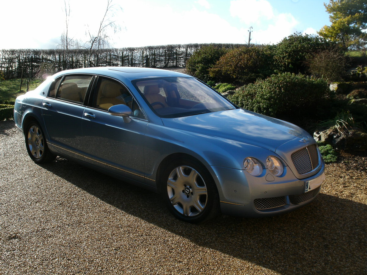 2006 Immaculate Bentley Flying Spur For Sale (picture 2 of 5)