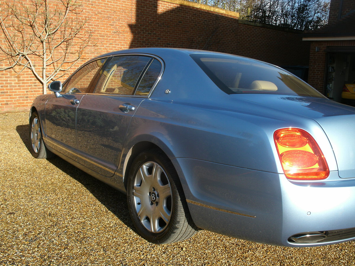 2006 Immaculate Bentley Flying Spur For Sale (picture 5 of 5)