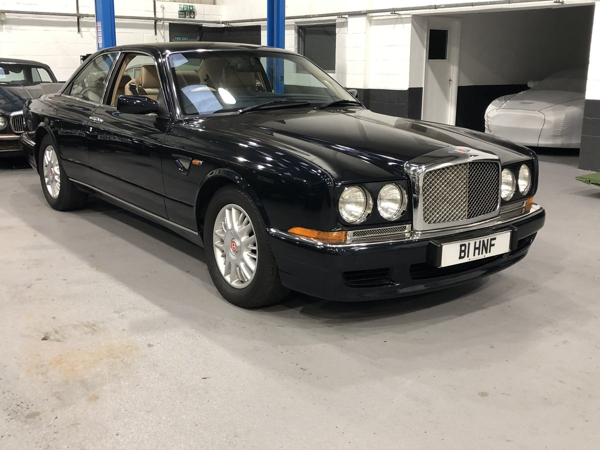 1997 **Price drop**Bentley Continental R Coupé Mulliner Park Ward For Sale (picture 1 of 6)