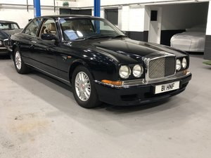 1997 Bentley Continental R Coupé by Mulliner Park Ward