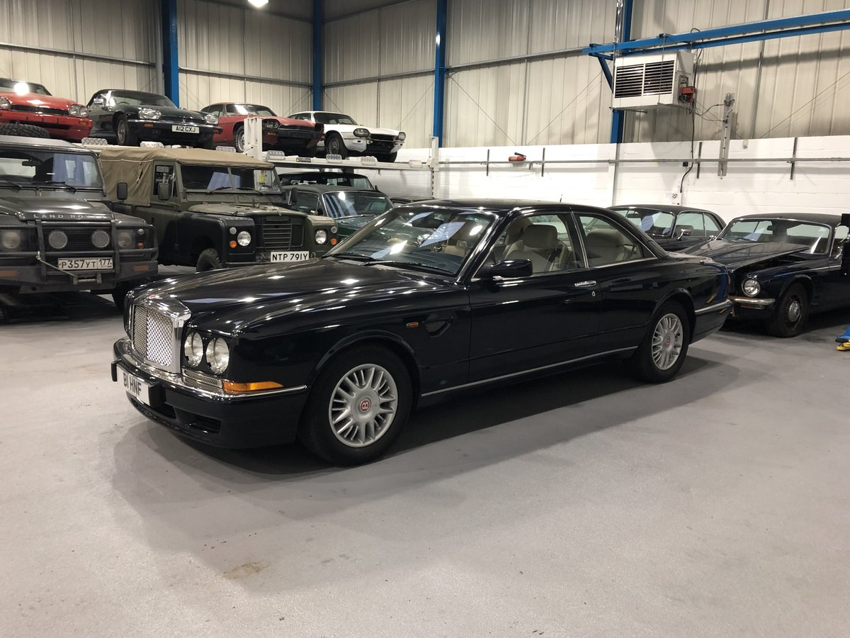 1997 **Price drop**Bentley Continental R Coupé Mulliner Park Ward For Sale (picture 3 of 6)