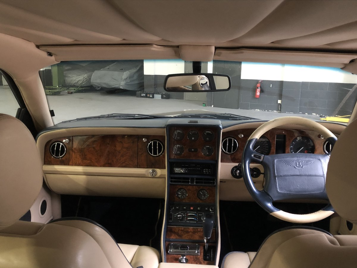 1997 **Price drop**Bentley Continental R Coupé Mulliner Park Ward For Sale (picture 4 of 6)