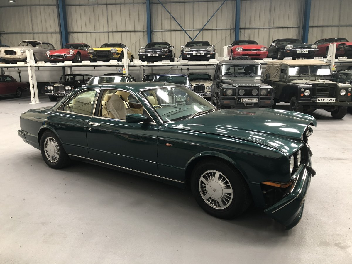 1993 Bentley Continental R Coupé spares or repair  For Sale (picture 1 of 6)