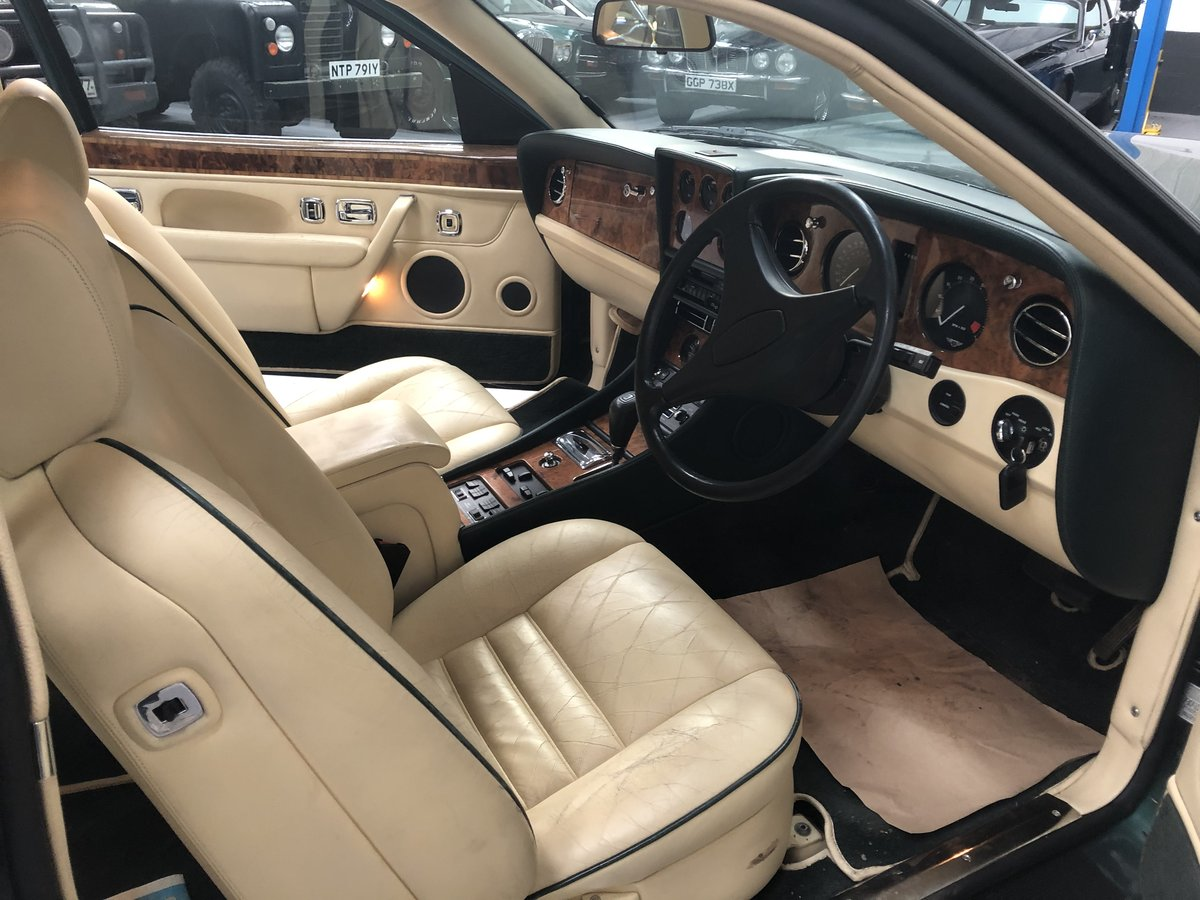 1993 Bentley Continental R Coupé spares or repair  For Sale (picture 5 of 6)
