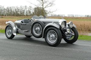 Bentley Derby 4.25 Ltr Special 1937