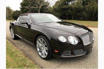 2014 Bentley Continental GTC Speed = 16k miles  $129k For Sale