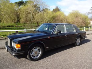 1995 Bentley Turbo RL Only 31,000 miles For Sale