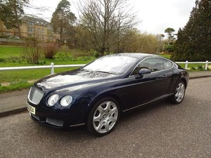 2006 Bentley Continental GT Mulliner For Sale