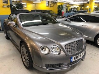 2007 Bentley continental GTC Khan design For Sale (picture 5 of 6)