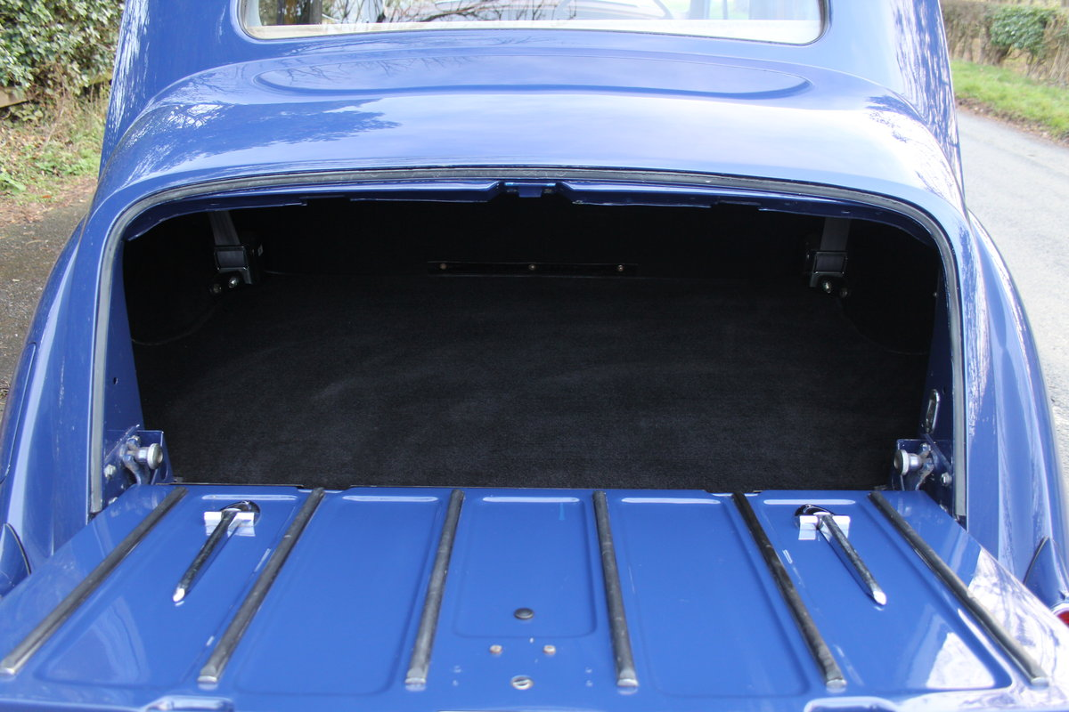 1949 Bentley MKVI Standard Steel Saloon For Sale (picture 12 of 12)