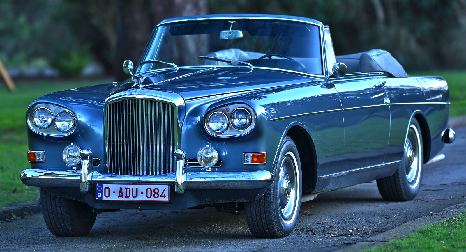 1961 Bentley S2 Continental Drophead Coupé DHC by Park Ward  SOLD (picture 1 of 6)