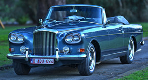 1961 Bentley S2 Continental Drophead Coupé DHC by Park Ward  For Sale