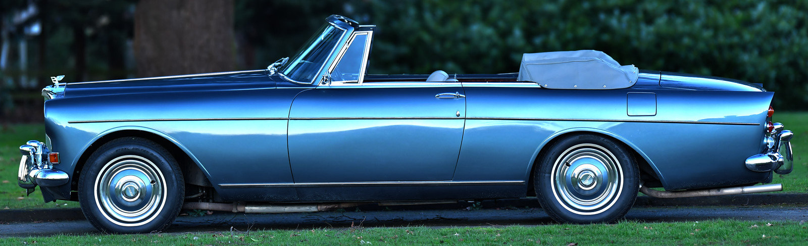 1961 Bentley S2 Continental Drophead Coupé DHC by Park Ward  SOLD (picture 2 of 6)