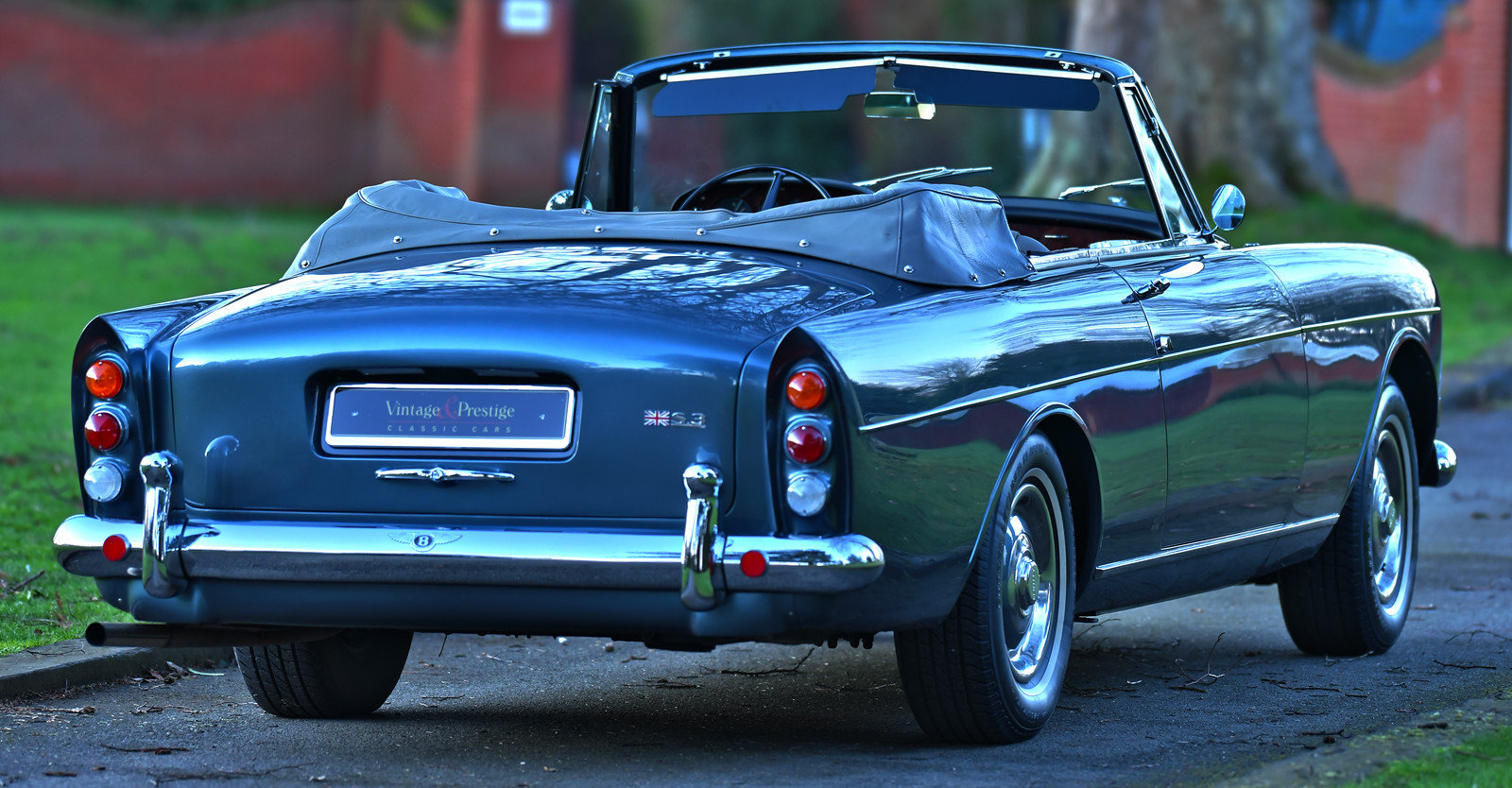 1961 Bentley S2 Continental Drophead Coupé DHC by Park Ward  For Sale (picture 3 of 6)