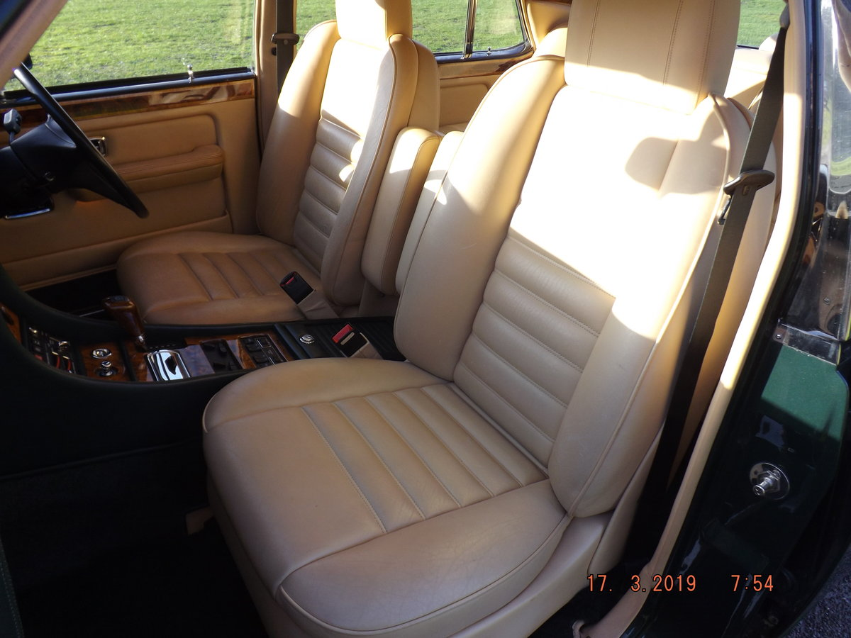 1993 Bentley TURBO R, 74000 miles, For Sale (picture 3 of 6)