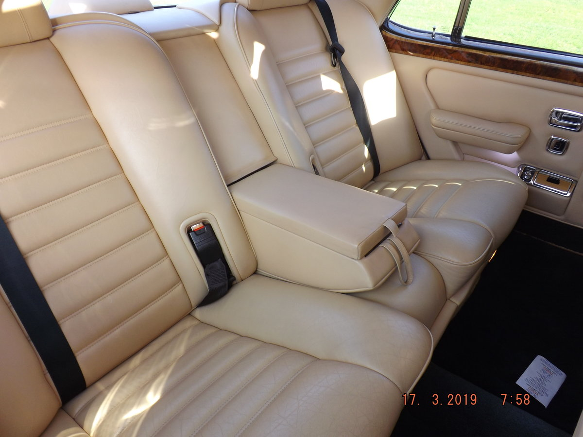 1993 Bentley TURBO R, 74000 miles, For Sale (picture 4 of 6)