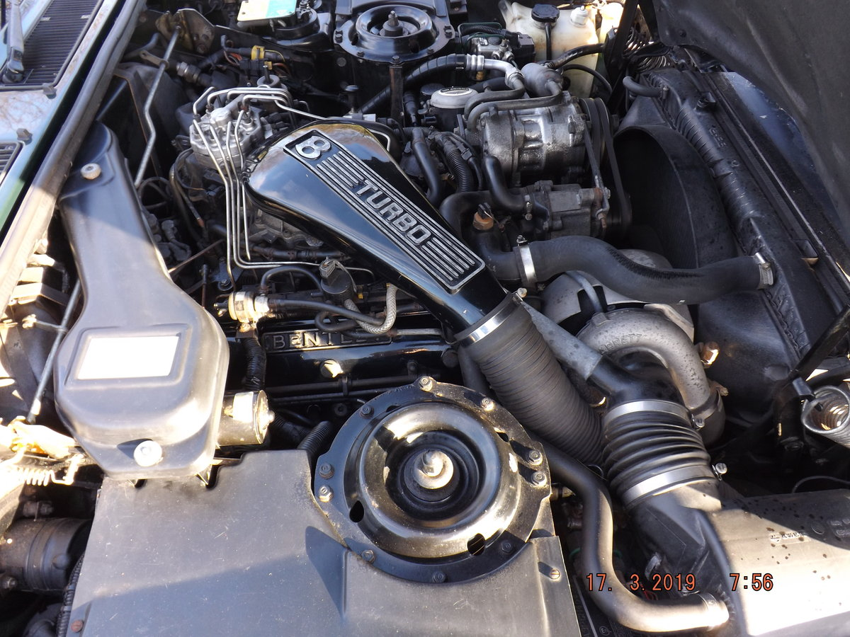1993 Bentley TURBO R, 74000 miles, For Sale (picture 5 of 6)