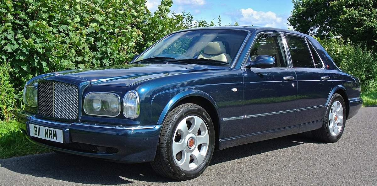 2000 BENTLEY ARNAGE T 6.7   For Sale (picture 1 of 12)