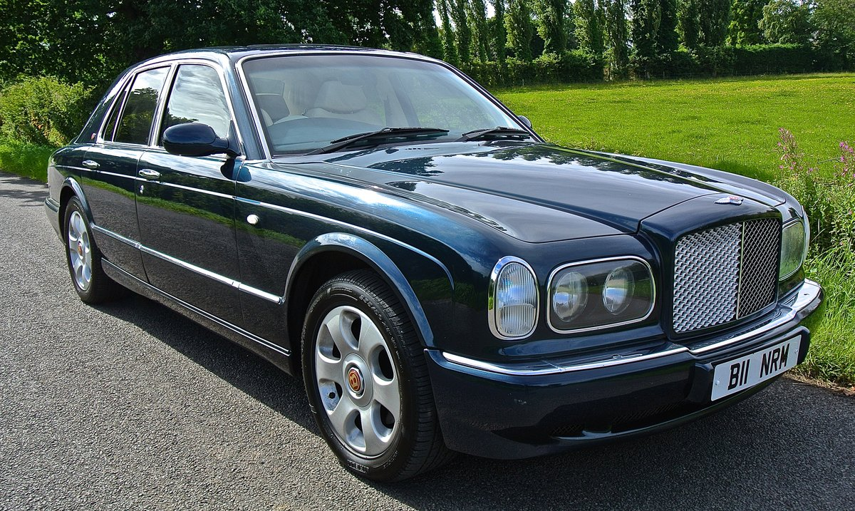 2000 BENTLEY ARNAGE T 6.7   For Sale (picture 2 of 12)