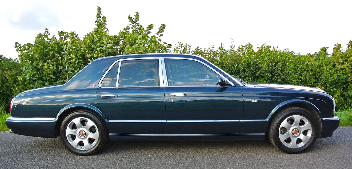 2000 BENTLEY ARNAGE T 6.7   For Sale (picture 3 of 12)
