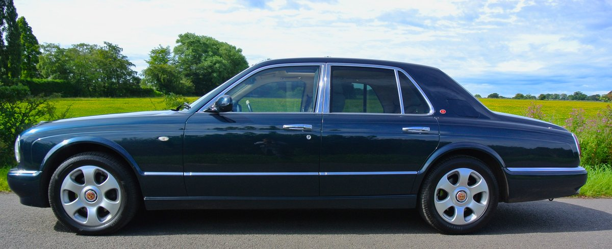 2000 BENTLEY ARNAGE T 6.7   For Sale (picture 4 of 12)