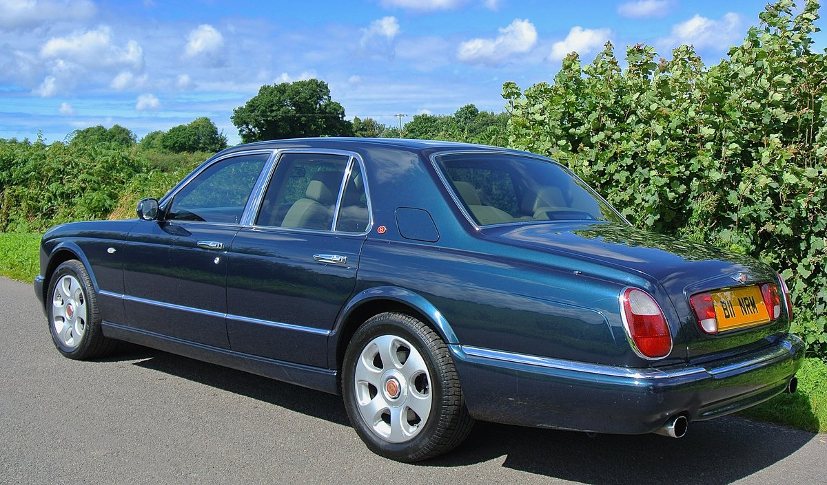 2000 BENTLEY ARNAGE T 6.7   For Sale (picture 5 of 12)