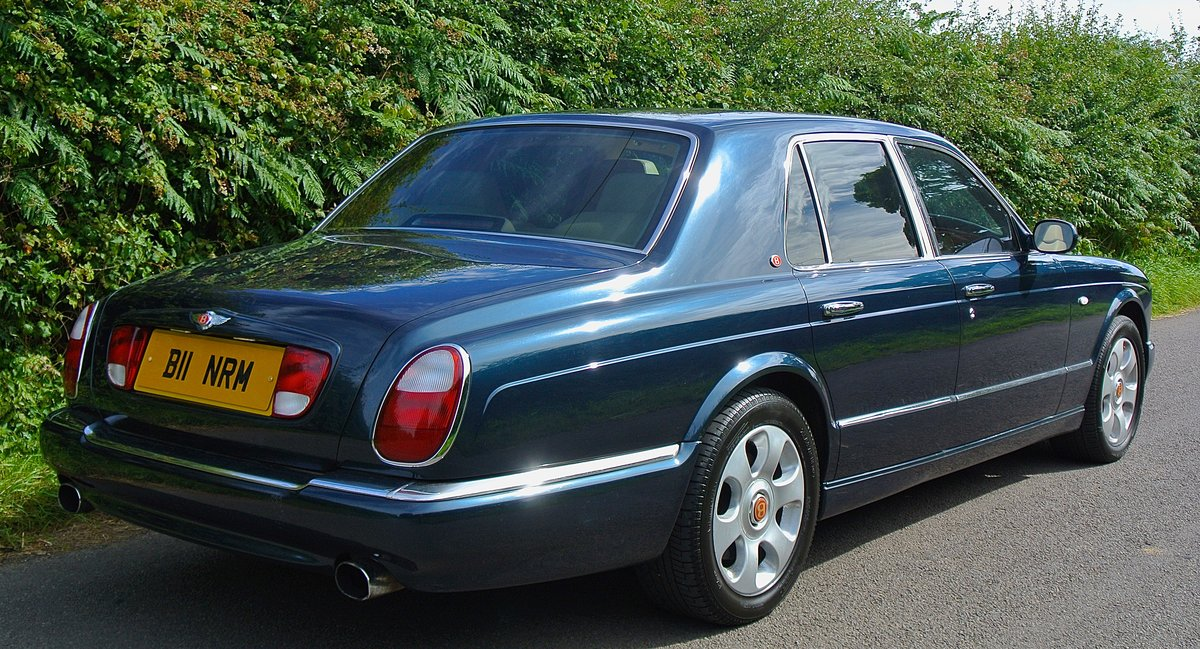 2000 BENTLEY ARNAGE T 6.7   For Sale (picture 6 of 12)
