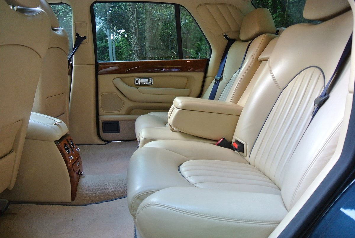 2000 BENTLEY ARNAGE T 6.7   For Sale (picture 11 of 12)