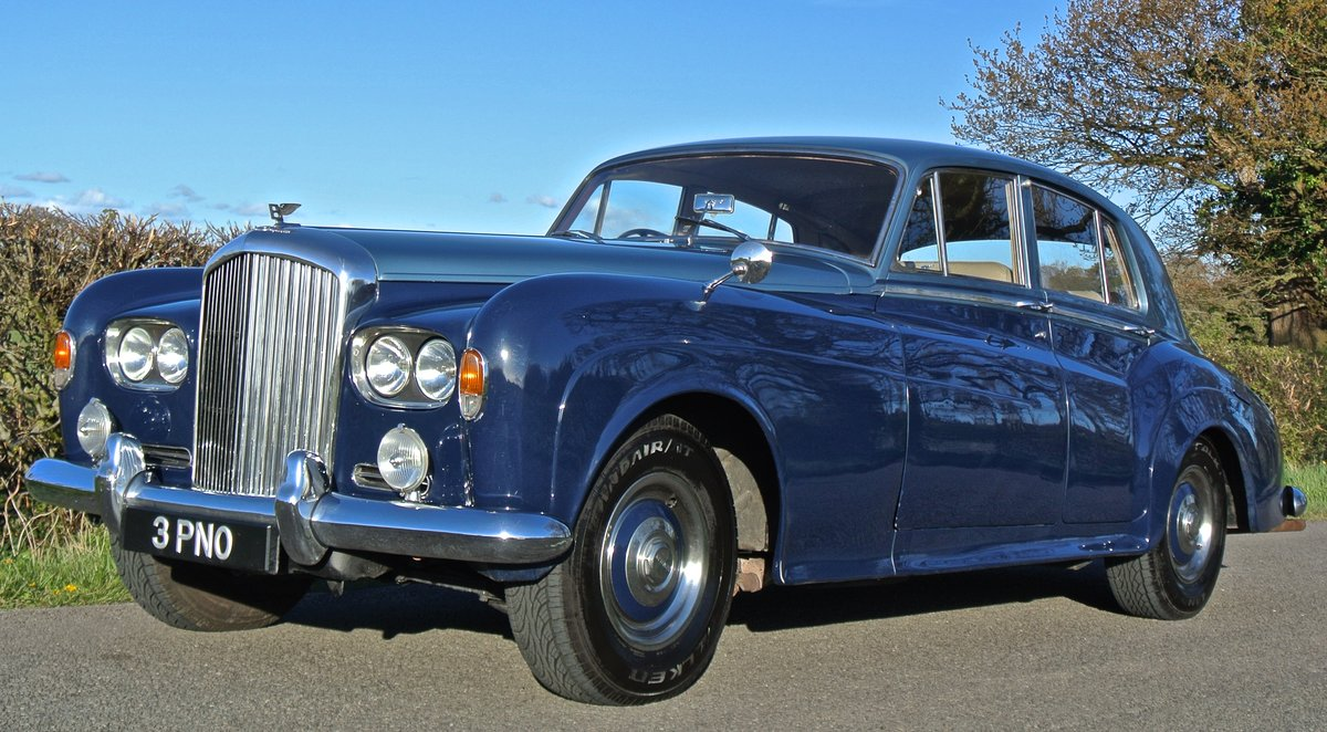 1963 BENTLEY S3 SALOON              For Sale (picture 1 of 6)