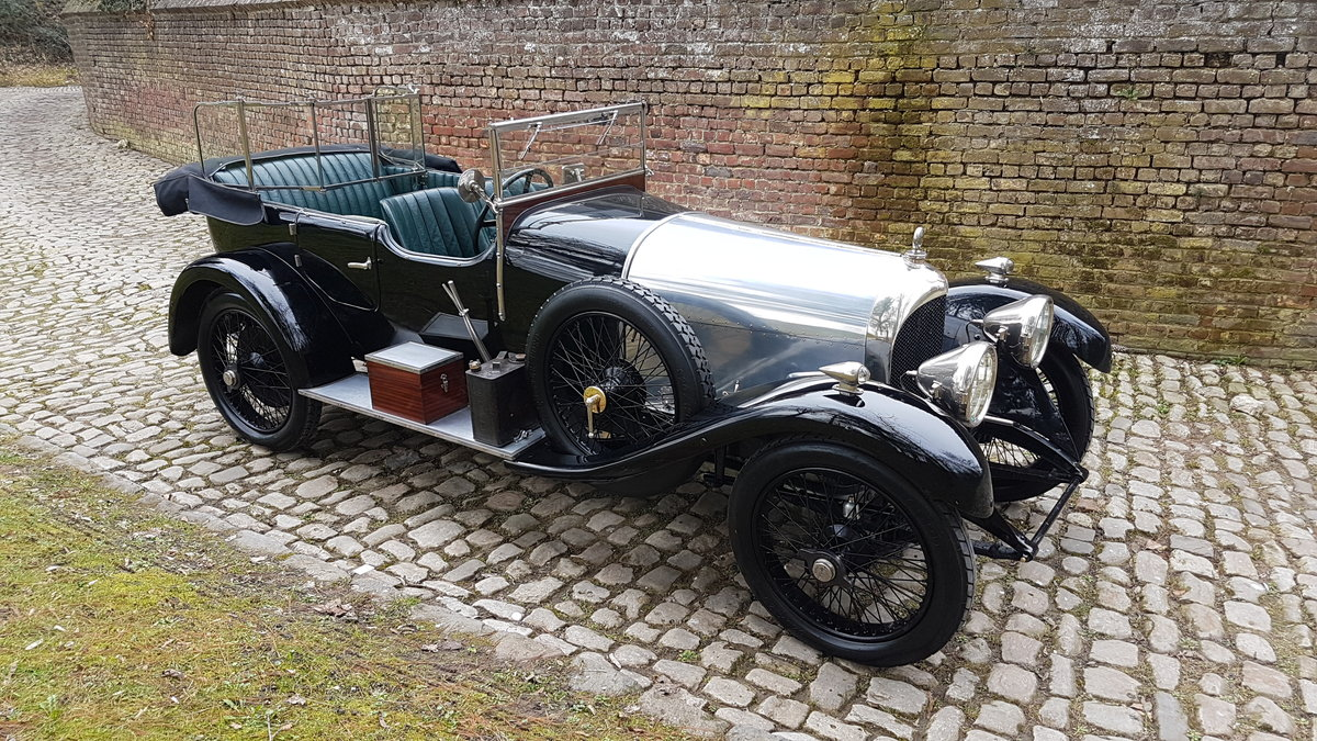Bentley 3 Litre (1922) For Sale (picture 1 of 6)