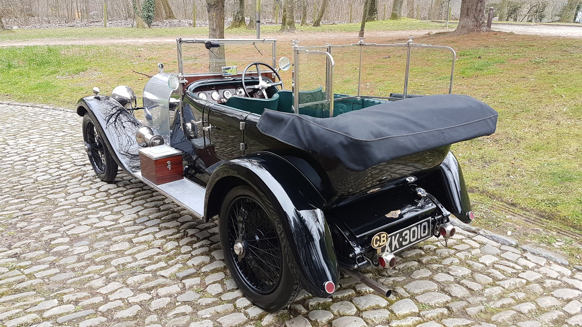 Bentley 3 Litre (1922) For Sale (picture 2 of 6)