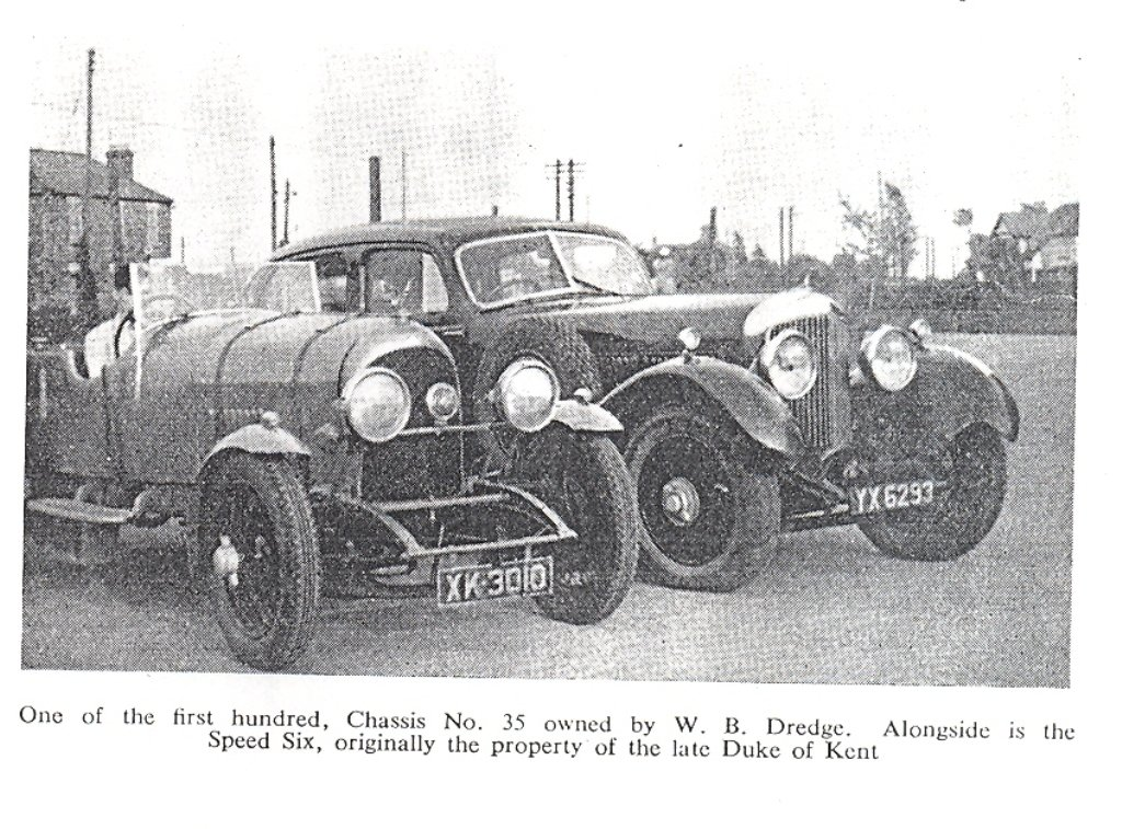 Bentley 3 Litre (1922) For Sale (picture 6 of 6)
