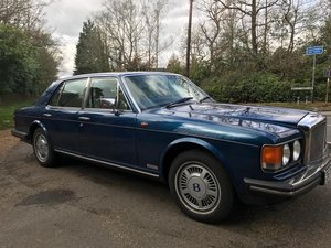 1986 Bentley Eight -  recently refurbished For Sale