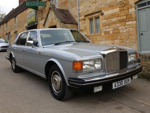 1984 Bentley Mulsanne Turbo at ACA 13th April  For Sale