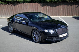 2015/15 Bentley Continental GT Speed For Sale
