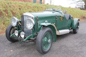 1934 Derby Bentley 3 ½ L Open Tourer Special