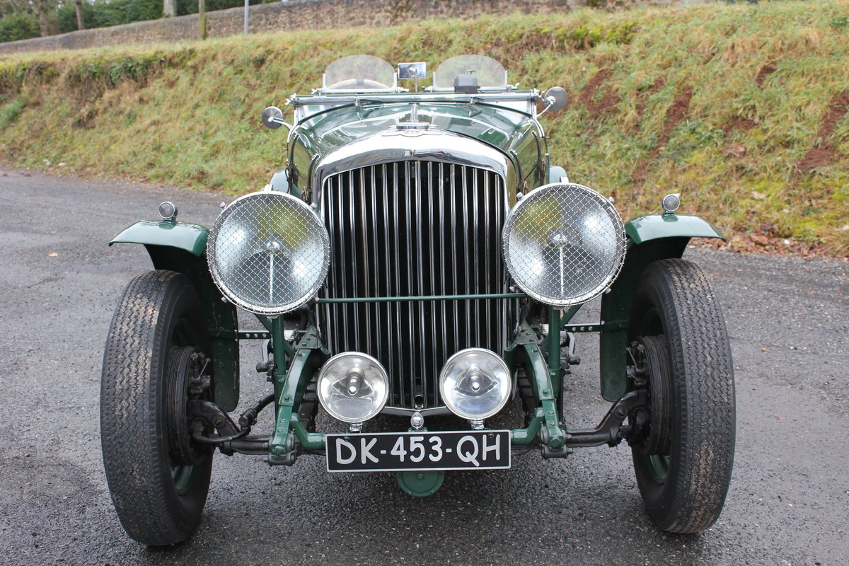 1934 Derby Bentley 3 ½ L Open Tourer Special For Sale (picture 2 of 6)