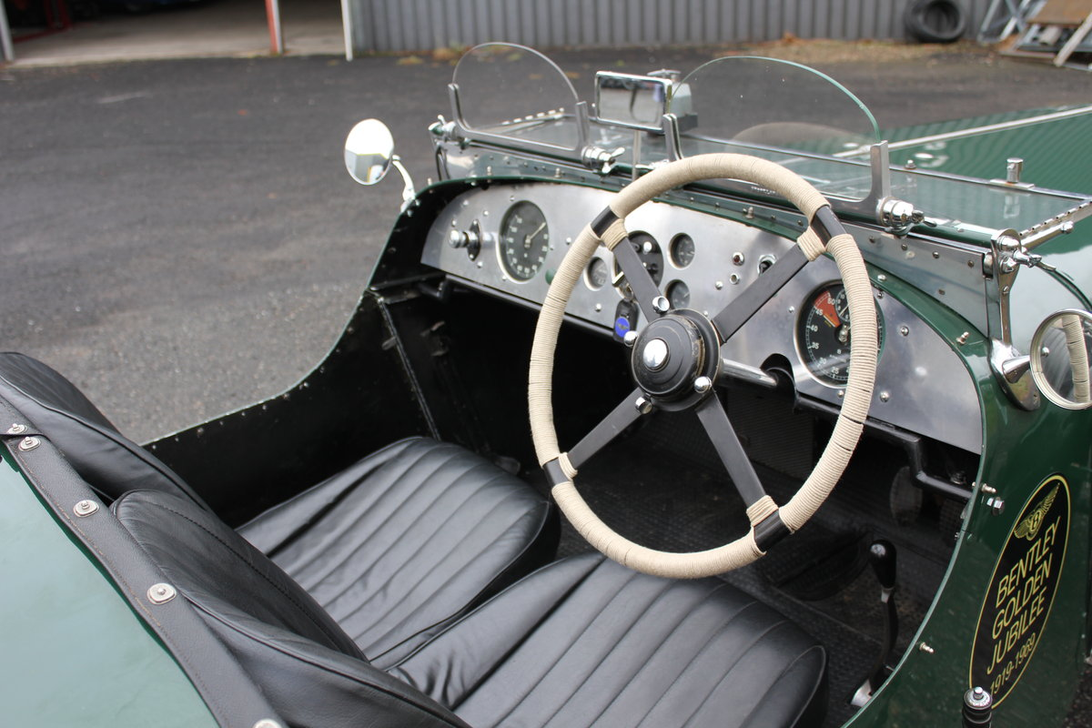 1934 Derby Bentley 3 ½ L Open Tourer Special For Sale (picture 3 of 6)