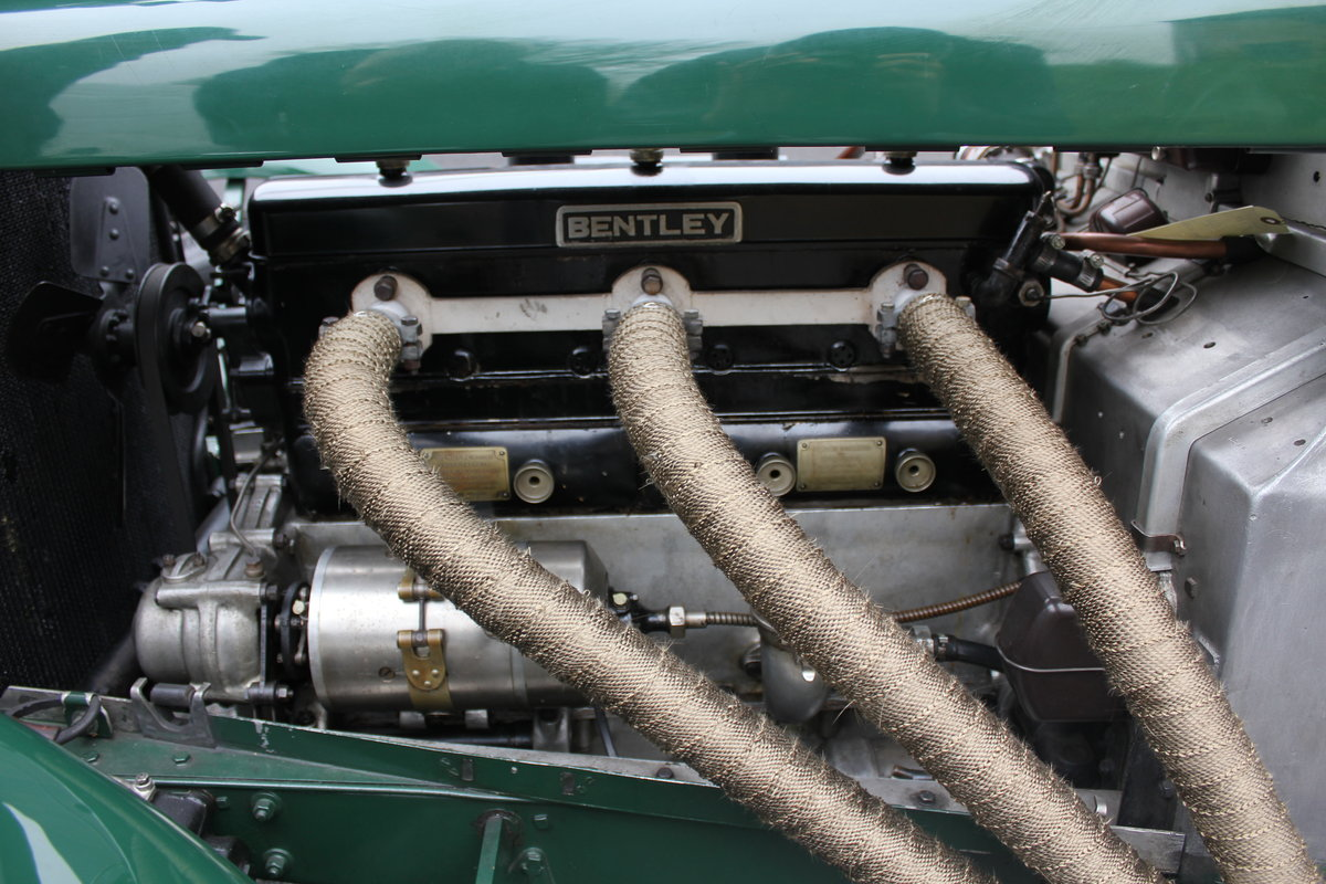 1934 Derby Bentley 3 ½ L Open Tourer Special For Sale (picture 4 of 6)