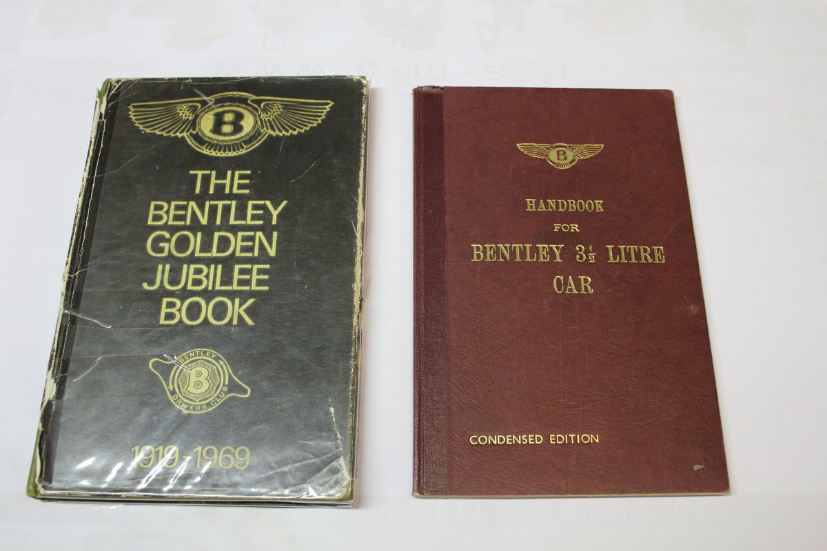 1934 Derby Bentley 3 ½ L Open Tourer Special For Sale (picture 5 of 6)