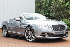 2013 Continental GT Speed Convertible For Sale
