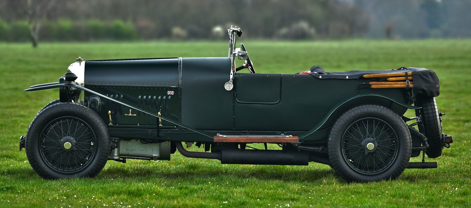 1924 Bentley 3 4.5 le Mans Style Tourer SOLD (picture 2 of 6)